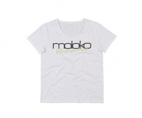 Moloko Shirt - Herren weiß