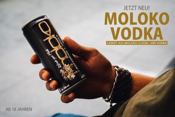 Moloko Vodka - 12 Dosen