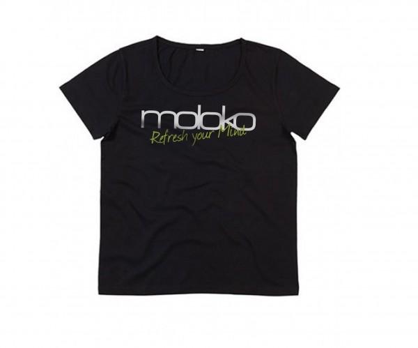 Moloko Shirt - Herren schwarz