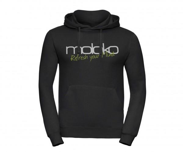 Moloko Hoodie - Herren schwarz